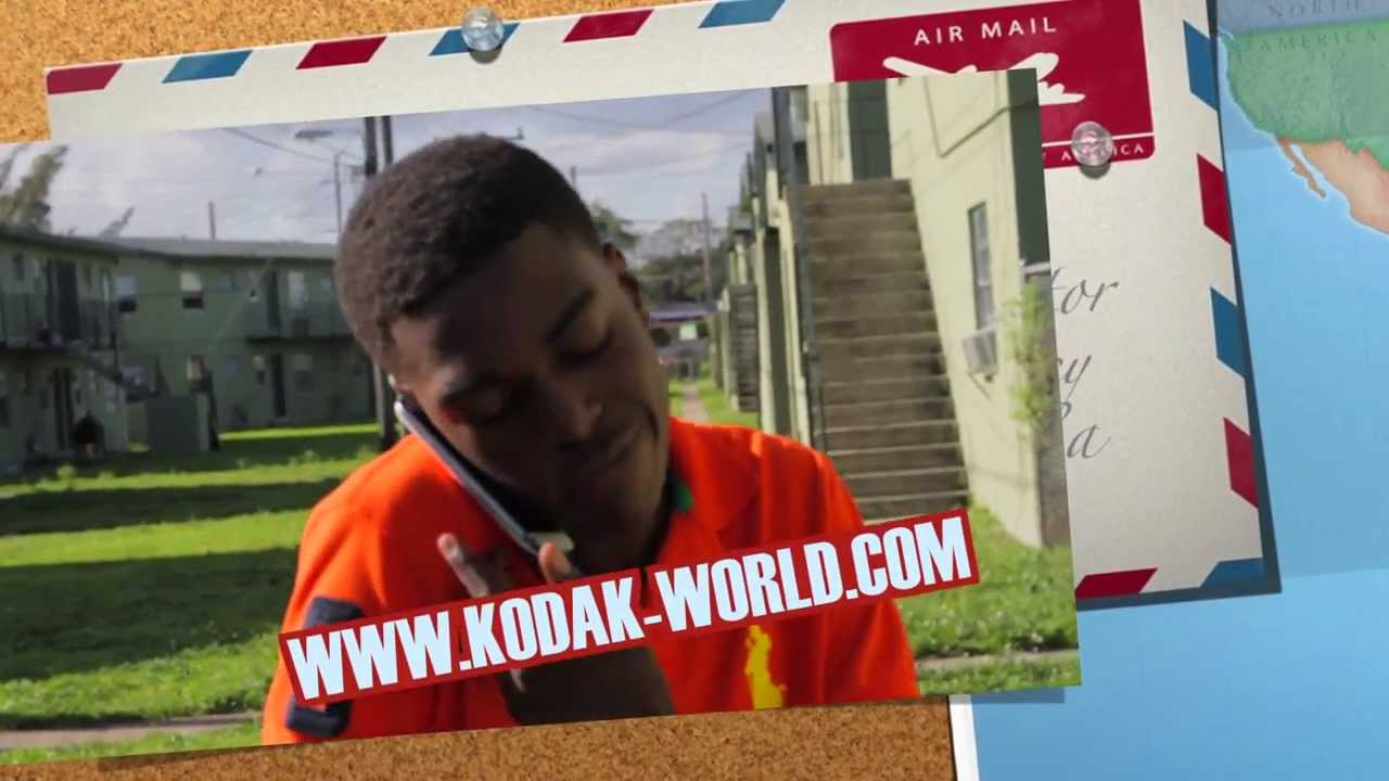 Kodak Black — Vlog 2 —  F**k da industry i'm in da streets (TAKEFLIGHTFILMS)