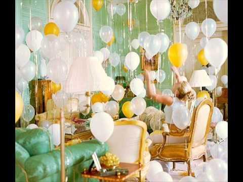 Baloni balloons ballons decoration weddings vencanje for Terrace new year party
