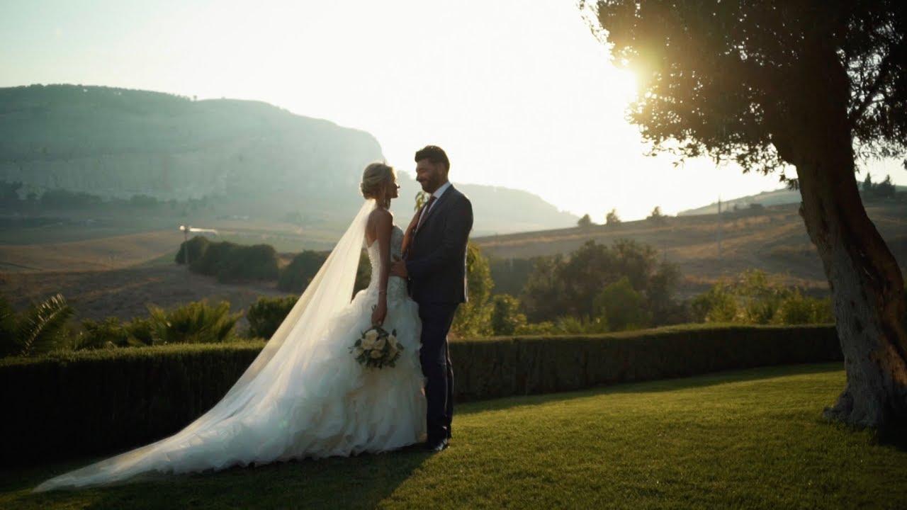 Юля и Томмасо. Свадьба на Сицилии