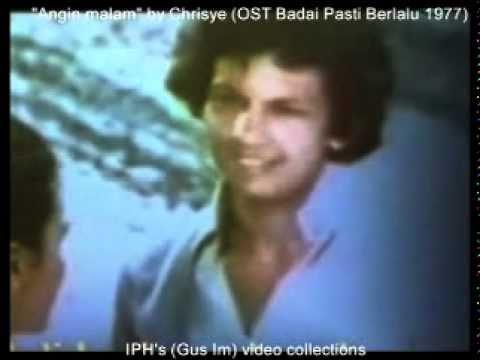 Angin malam by Chrisye (OST Badai Pasti Berlalu 1977) - (IPH's video collections)