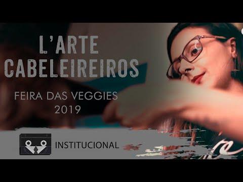 L´arte Cabeleireiros - Feira das Veggies 2019