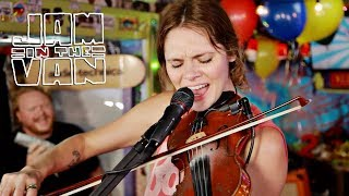 "SUZANNE SANTO - ""Ghost in My Bed"" (Live at JITVHQ in Los Angeles, CA 2017) #JAMINTHEVAN"