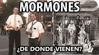 Misterio ¿de donde vienen los mormones? / nefitas y lamanitas / jesús cristo en américa
