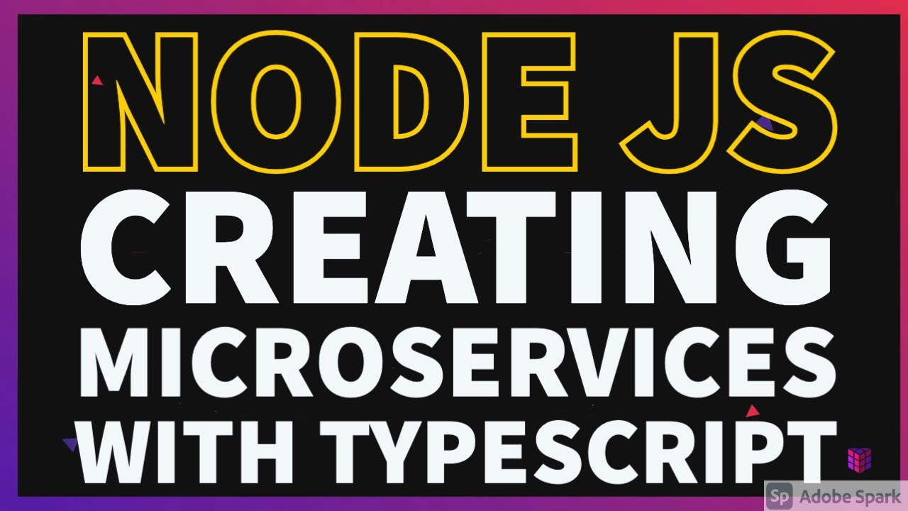 Creating Microservices with Typescript #06