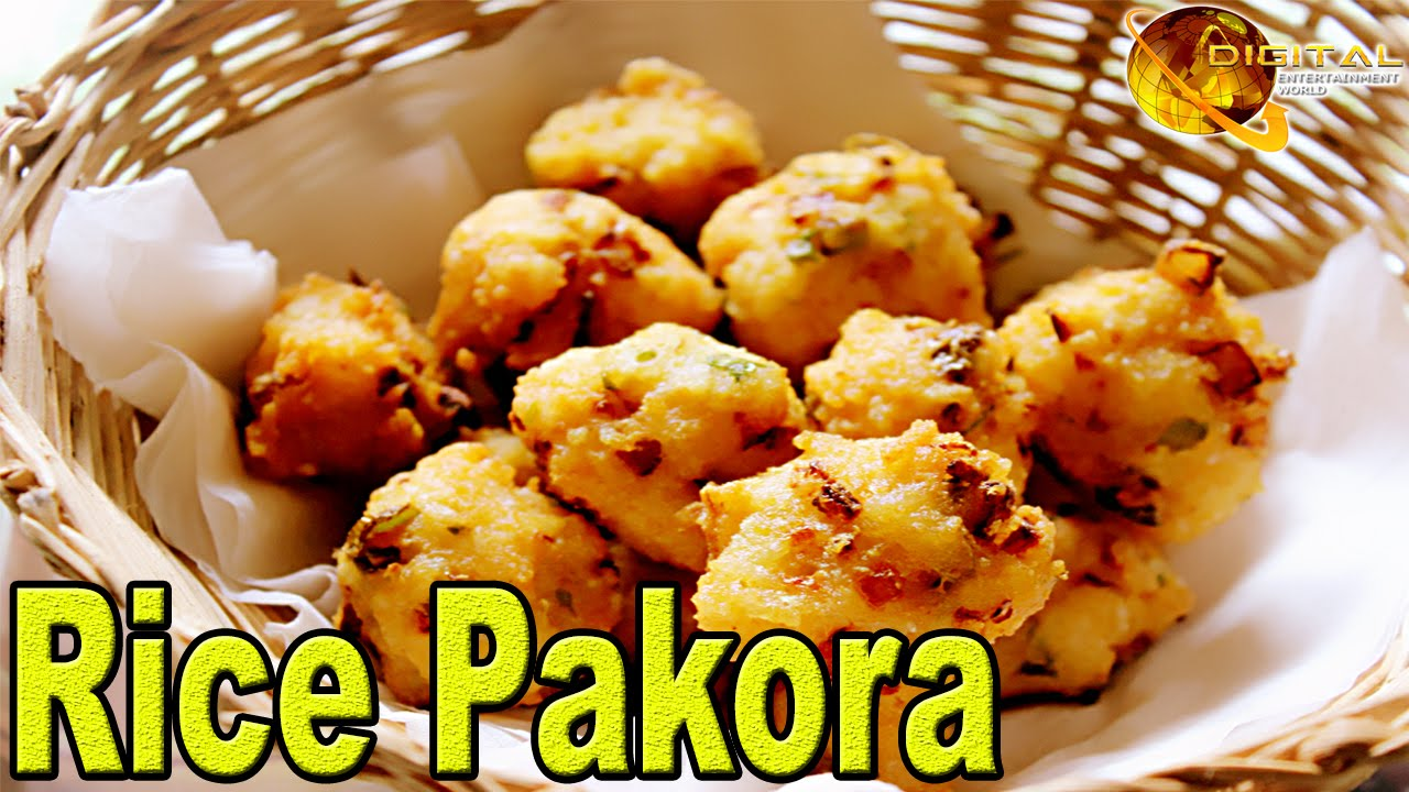 Rice pakora cooking recipes desi continental recipes rice pakora cooking recipes desi continental recipes punjabi recipes forumfinder Images