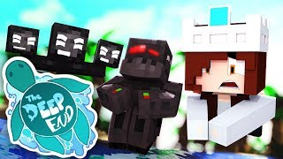 FIGHTING A WITHER WITH GRASER | The Deep End #13