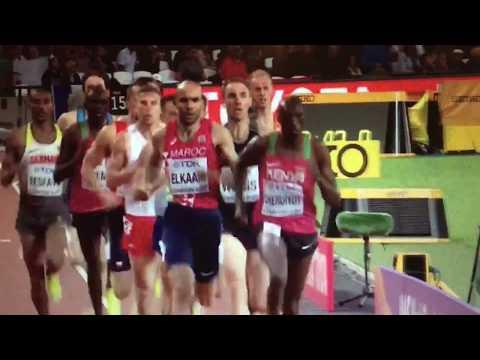 1500m Men Semifinal 2 IAAF World Champs London 2017