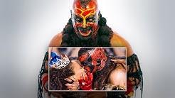 Boogeyman rewatches his wormy WrestleMania kiss: WWE Playback