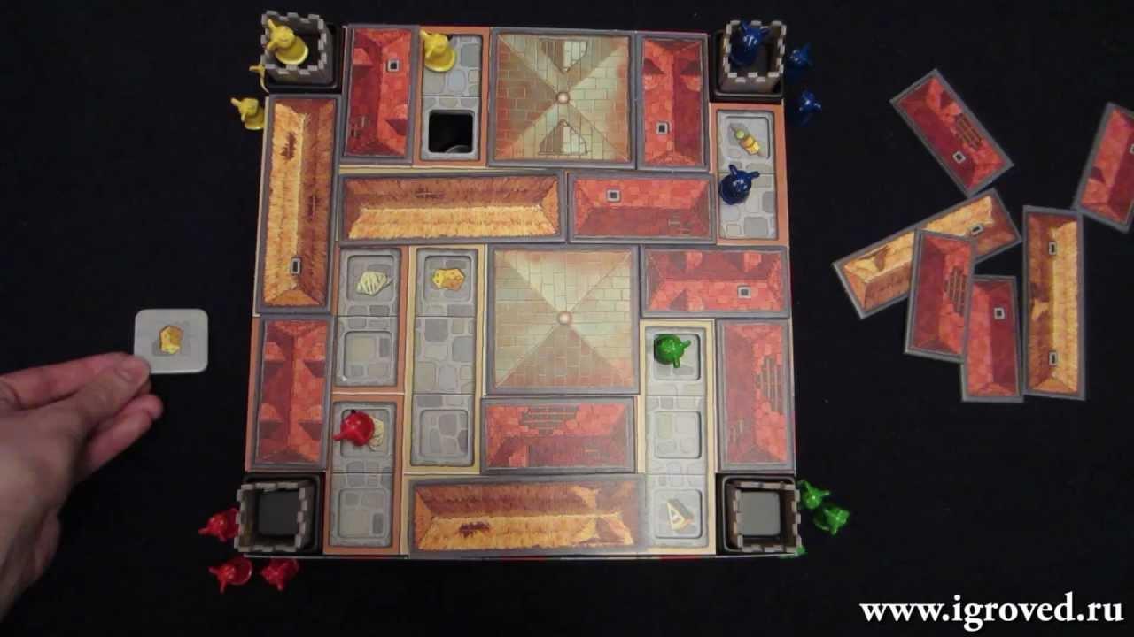 Сырный замок. Обзор игры от Игроведа.