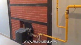 видео Газовая горелка   мастер Ермолаев MVI 5655