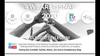 #weareISSNAF2020 Webinar Series - Claudio Pellegrini