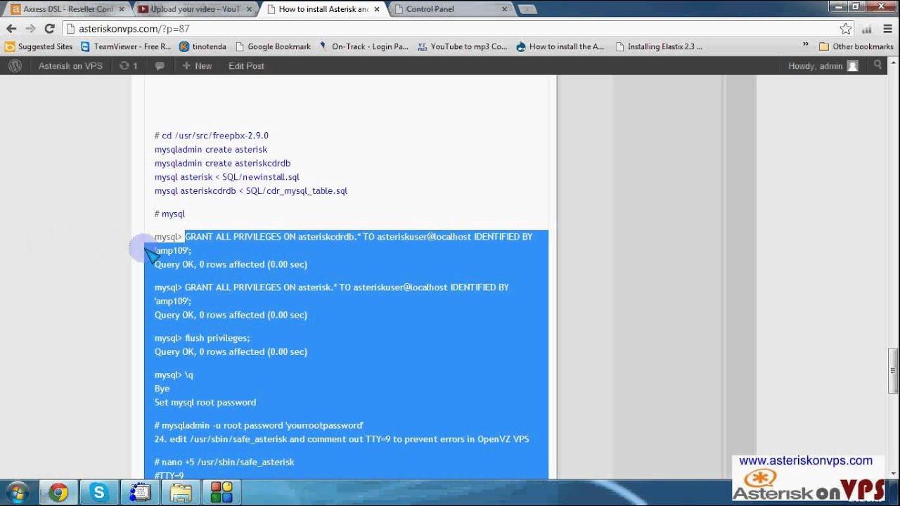 Install A2billing On Ubuntu