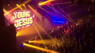 5 - Young Jesus (featuring Big Lenbo) - Logic (Live in Raleigh, NC - 3/19/16)