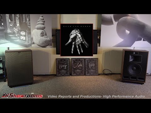 GTT Audio Video 2020 What's New Pt. 3, Klipsch  La Scala, Cornwall, Heresy, Klipschorn Speakers