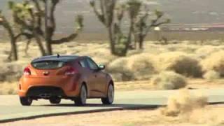 Hyundai Veloster 2012 смотреть