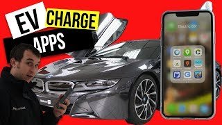 Top 10 Apps For Electric Car Drivers & Charge Cards For 2019 🔌🔋🚗🇬🇧
