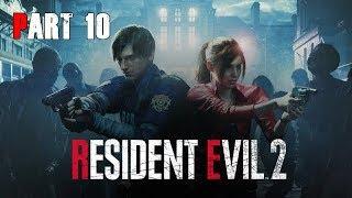 Resident Evil 2 Remake l Part 10 l Gameplay FR