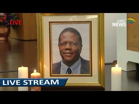 Former ambassador George Nene's Funeral at Morris Isaacson High School, Soweto
