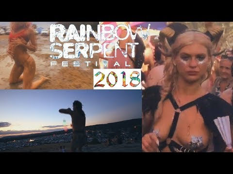 RAINBOW SERPENT FESTIVAL 🌈 BEST of the BEST💥Australia 2018