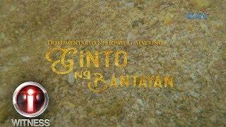 I-Witness: 'Ginto ng Bantayan,' dokumentaryo ni Howie Severino (full episode)