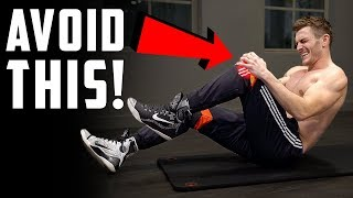 How To AVOID Knee Pain When Training Legs | Quick Tip Tuesday