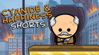The Mayor - Cyanide & Happiness Shorts