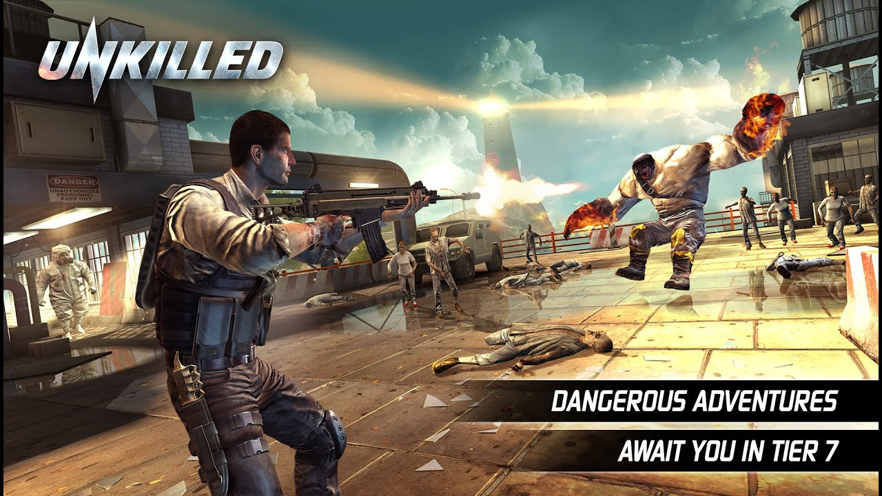 UNKILLED - gameplay #2 - YouTube