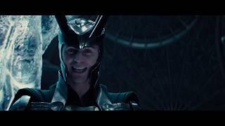 Thor vs Loki - Final Battle Scene - Thor 2011 Movie CLIP HD