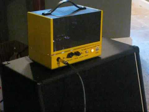 custom tube pedal demo 12au7 low voltage design doovi. Black Bedroom Furniture Sets. Home Design Ideas