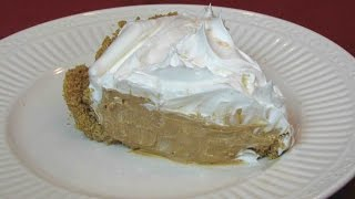 Caramel Cream Pie – Lynn's Recipes