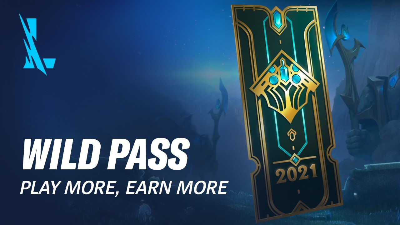 Play More, Earn More   Wild Pass - League of Legends: Wild Rift - YouTube