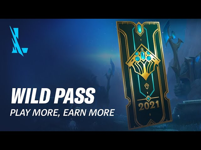 Play More, Earn More | Wild Pass - League of Legends: Wild Rift