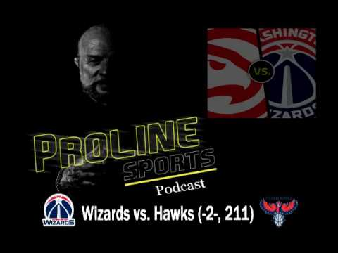 Proline Daily: Free Picks NBA Bucks/Raptors, Wizards/Hawks Game 4, April 24, 2017