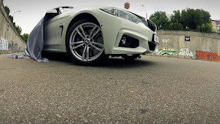 BMW 4 series coupe Тест-Драйв