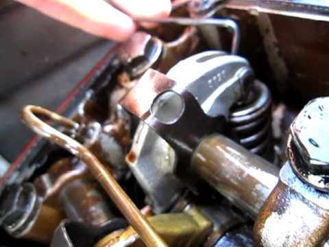 Blower Motor Wiring Diagram John Deere Valve Adjustment How To - Youtube