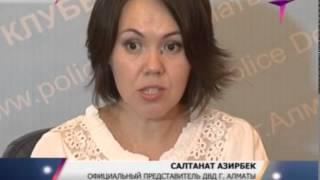 Полицейские Алматы открыли охоту на свадебные кортежи
