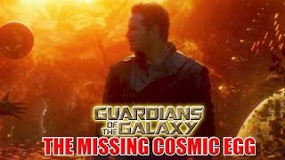 The Cosmic Egg, The Trader & The Celestial Elders | Missing Guardians of the Galaxy Easter Egg Found