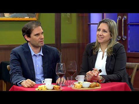 Eduardo Regueira y Patricia Rodríguez