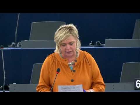 Hilde Vautmans 02 Oct 2018 plenary speech on EU support to UNRWA