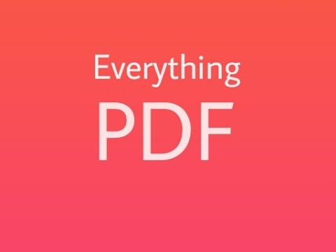 What is PDF and its Uses l Everything PDF
