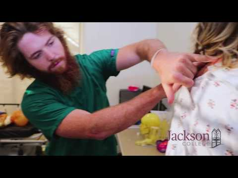 Radiography at Jackson College