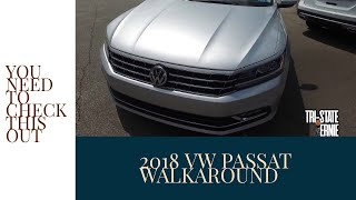 VW Passat 2018 | walkaround