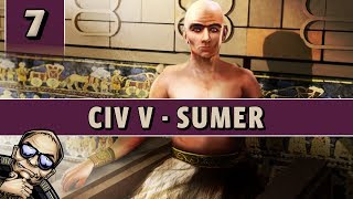 Civilization 5 VP - Let's Play Sumer [Modded] - Part 7