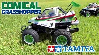 TAMIYA 1/10 R/C COMICAL GRASSHOPPER タミヤ コミカル グラスホッパー