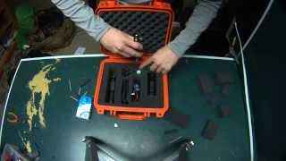 Pelican Case Pick and Pluck Foam Tutorial