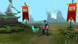 Dota 2 Kunkka — Leviathan Whale Blade custom animation preview