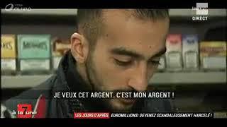 Un gagnant belge de l'Euromillions se fait harceler au téléphone !