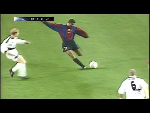 Manchester United Vs FC Barcelona Champions League 1998/1999 HD