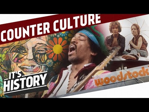 Beatniks, Hippies and Free Love - The Counterculture l THE C