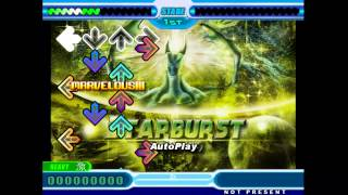 "Stepmania: ""Starburst (Original Mix)"" [HEAVY]"